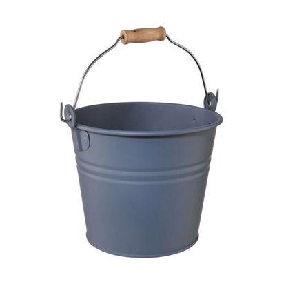 Зображення Відро садове ZINC Синій O:16 см. V:2000 мл. 10223875