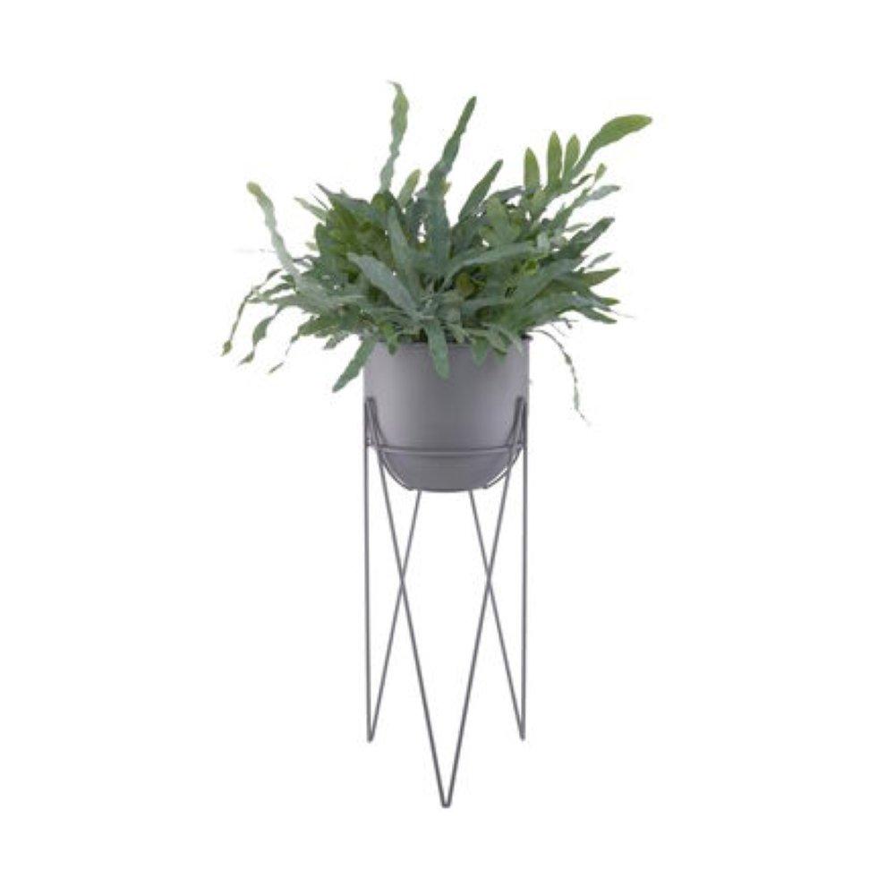 Изображение Горшок для цветов PLANTA Серый H:56 см. 10223910