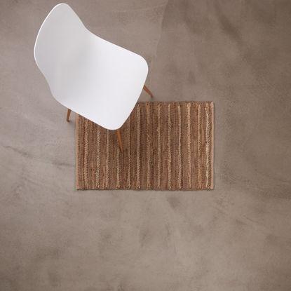 Зображення Килим для підлоги ALL NATURE Коричневий 90х60 см. H:60 см. L:90 см. 10224061