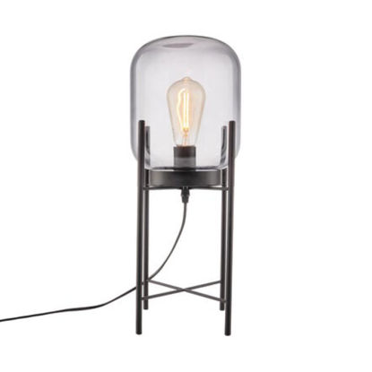Зображення Лампа настільна GLOW BALL Чорний O:19 см. H:46 см. 10224072