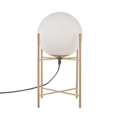 Зображення Лампа настільна GLOW BALL Золотий O:20 см. H:40 см. 10224078