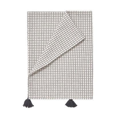 Зображення Рушник кухонний VISBY Сірий 50х70 см. H:50 см. L:70 см. 10224200