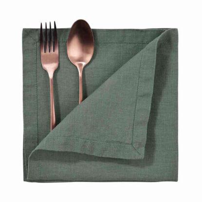 Изображение Салфетка RIGA Зеленый 42x42 см. H:42 см. L:42 см. 10224322