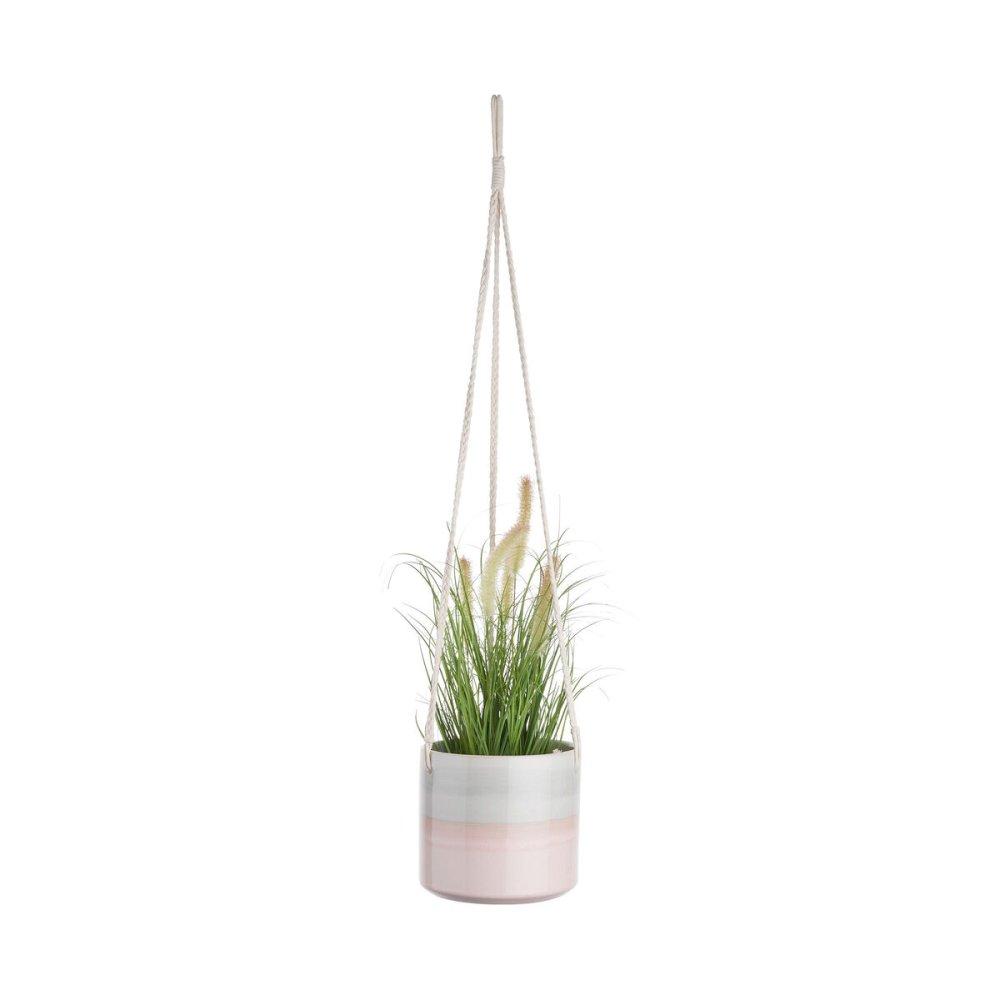 Зображення Горщик для квітів HORIZON Рожевий O:16 см. H:14.5 см. 10224335
