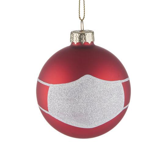 Зображення Кулька ялинкова HANG ON Червоний O:7 см. 10224347