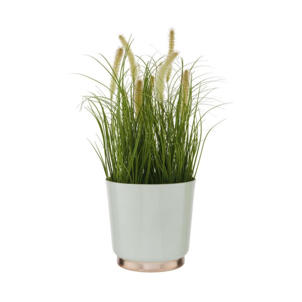 Зображення Горщик для квітів EMILIE Зелений O:17 см. H:16 см. 10224383