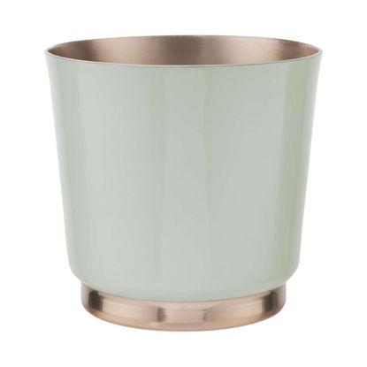 Изображение Горшок для цветов EMILIE Зеленый O:17 см. H:16 см. 10224383