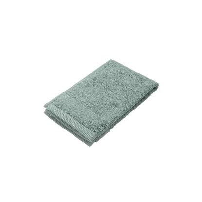 Зображення Рушник махровий ORGANIC SPA Зелений 30x50 см. H:30 см. L:50 см. 10224390