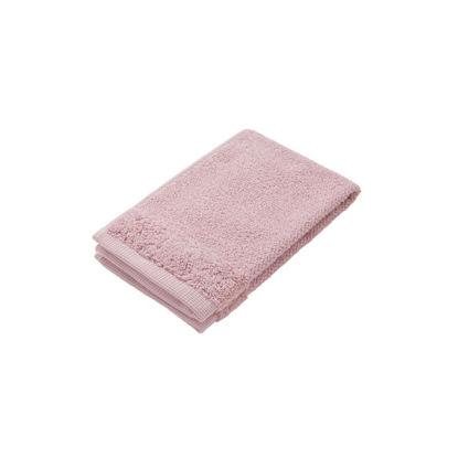 Зображення Рушник махровий ORGANIC SPA Рожевий 30x50 см. H:30 см. L:50 см. 10224391