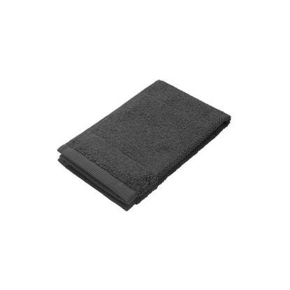 Зображення Рушник махровий ORGANIC SPA Сірий 30x50 см. H:30 см. L:50 см. 10224392