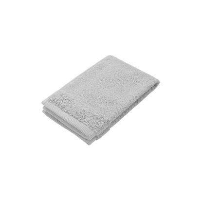 Зображення Рушник махровий ORGANIC SPA Сірий 30x50 см. H:30 см. L:50 см. 10224393