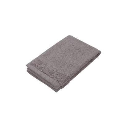 Изображение Полотенце махровое ORGANIC SPA Серый 30x50 см. H:30 см. L:50 см. 10224394