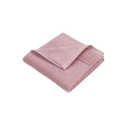 Изображение Полотенце махровое ORGANIC SPA Розовый 50x100 см. H:50 см. L:100 см. 10224397