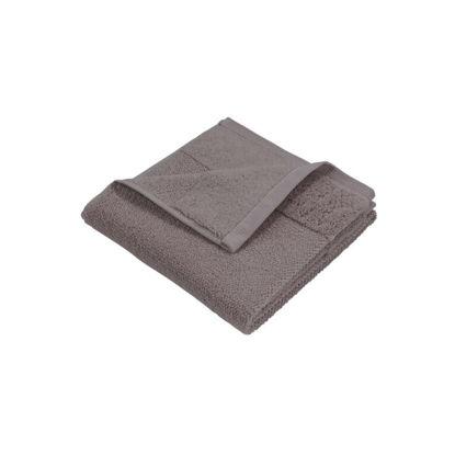 Изображение Полотенце махровое ORGANIC SPA Серый 50x100 см. H:50 см. L:100 см. 10224400