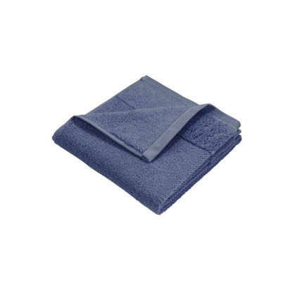 Изображение Полотенце махровое ORGANIC SPA Синий 50x100 см. H:50 см. L:100 см. 10224401