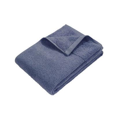 Зображення Рушник махровий ORGANIC SPA Синій 70x140 см. H:70 см. L:140 см. 10224407