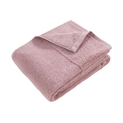 Зображення Рушник махровий ORGANIC SPA Рожевий 80x200 см. H:80 см. L:200 см. 10224409