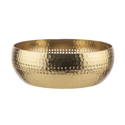 Зображення Чаша декоративна BALI Золотий 10224539