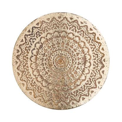 Зображення Тарілка декоративна BALI Золотий O:30 см. 10224554