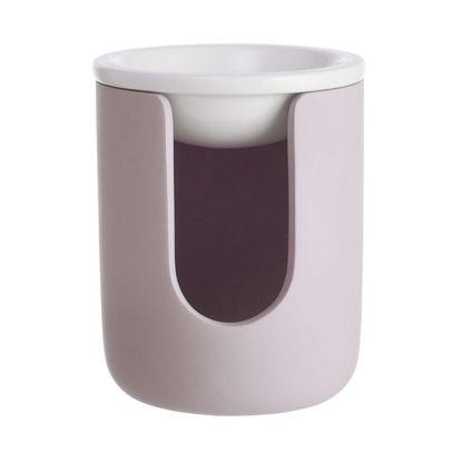 Изображение Аромалампа AMBIANCE Розовый O:9 см. H:11.3 см. 10224612