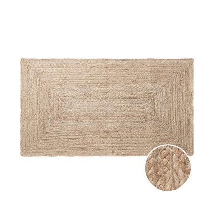 Зображення Килим для підлоги ALL NATURE Коричневий 80Х140 см. H:140 см. L:80 см. 10224816
