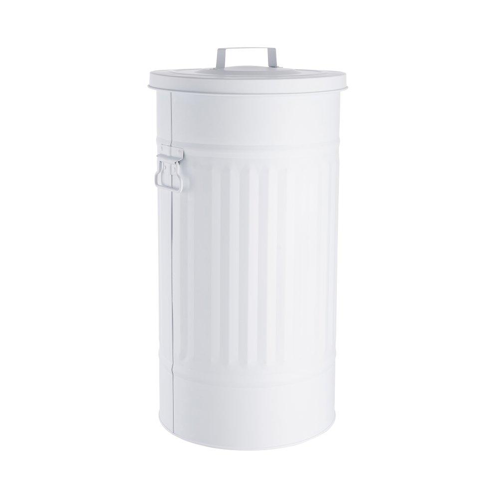 Зображення Бак для сміття ZINC Білий V:4000 мл. 10224860