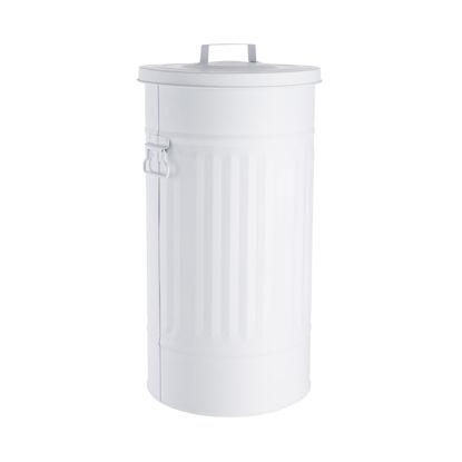 Изображение Бак для мусора ZINC Белый V:4000 мл. 10224860