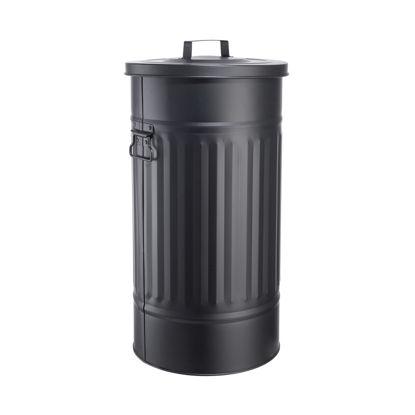 Изображение Бак для мусора ZINC Черный V:4000 мл. 10224863