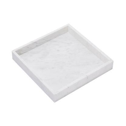 Зображення Піднос MARBLE Білий 30х30х4.4 см. H:4.4 см. L:30 см. 10225113
