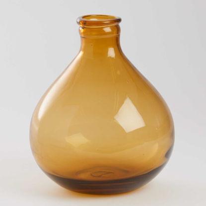 Изображение Ваза BALLOON Желтый 21.5х16 см. O:16 см. H:21.5 см. 10225251
