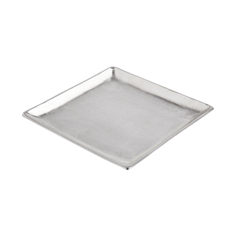 Зображення Тарілка декоративна BANQUET Білий 20х20 см. H:20 см. L:20 см. 10225457